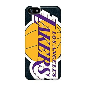 Los Angeles Lakers Awesome High Quality Iphone 5/5s Case Skin