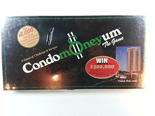 Condomoneyum The by Game Game B0153XKDMI 1985 by Condomoneyum B0153XKDMI, Import Brand Grace:145d5e14 --- itxassou.fr