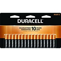 16-Pk. Duracell Coppertop Alkaline AAA Batteries + $15.98 Credit