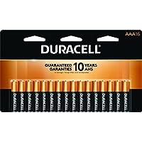 16-Pack Duracell Coppertop Alkaline AAA Batteries
