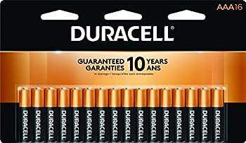 16-Pk. Duracell Coppertop Alkaline AAA Batteries + $15.98 Credit