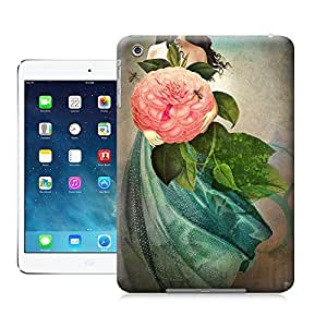 Unique Phone Case Innovation girl The Favorite Flower Hard Cover for ipad mini cases-buythecase by lolosakes