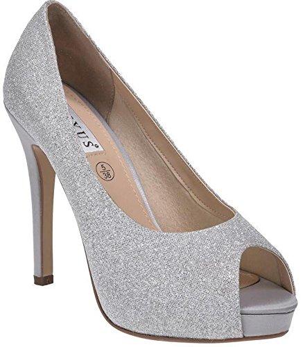 Glitter high LEXUS cm by 11 Killer CARLISSA Heel Beautiful xXFFwTp5Un