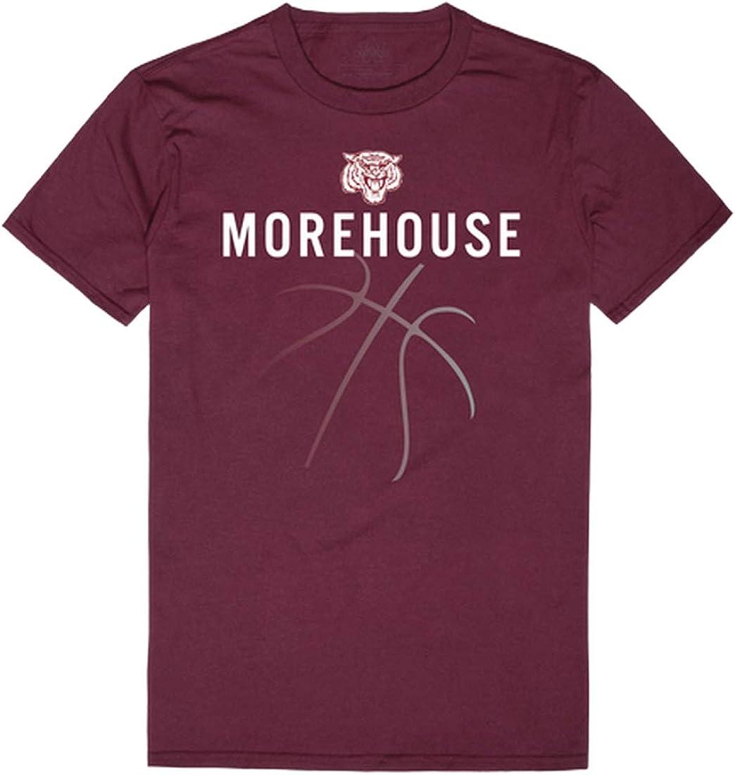 NCAA Morehouse Maroon Tigers T-Shirt V1