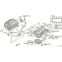 Infiniti 11026-JA00A, Engine Oil Drain Plug Gasket