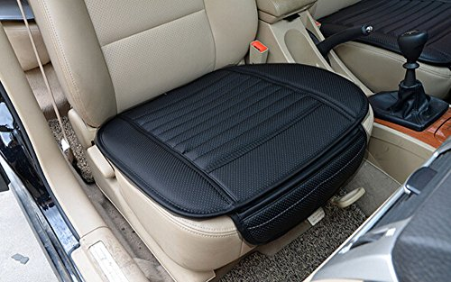 edealyn four seasons general pu leather bamboo charcoal breathable car interior seat cushion. Black Bedroom Furniture Sets. Home Design Ideas