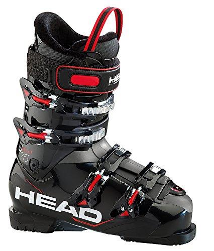 Head Next Edge 75 Skischuhe (schwarz/rot), MP 28.0