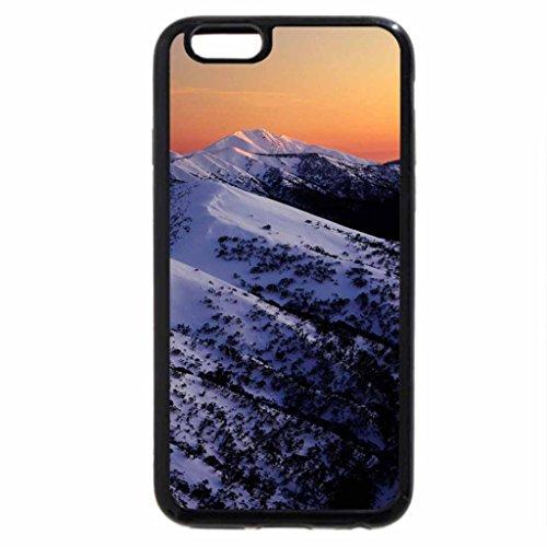 iPhone 6S / iPhone 6 Case (Black) beautiful mount feathertop australia