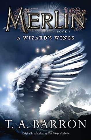 book cover of A Wizard\'s Wings