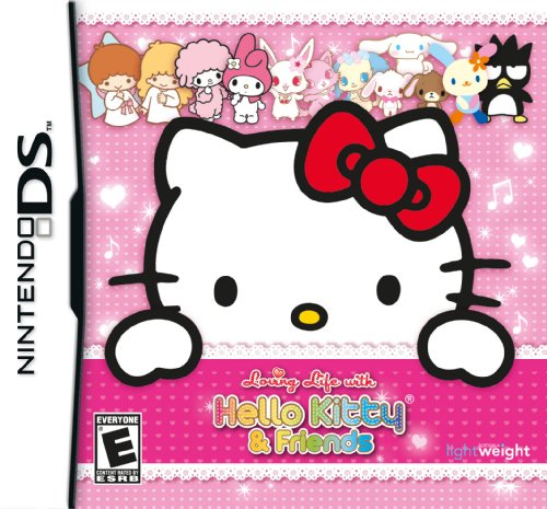 Loving Life with Hello Kitty & Friends - Nintendo DS by Bersala