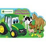 Johnny Tractor's Animal Opposites (John Deere)