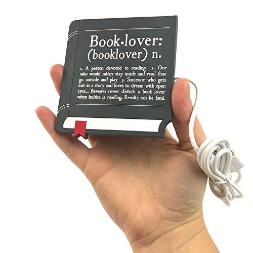 Warm It Up - USB Mug Warmer - Booklover