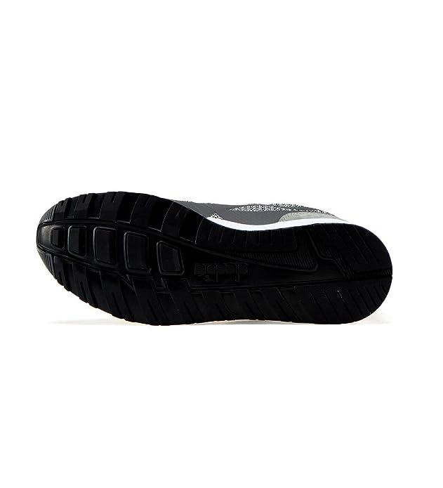 Scarpa Diadora uomo n9000 moderna 501 173075 01 black steel