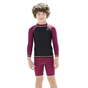 Amazon.com: Traje de neopreno térmico para niños, traje de ...