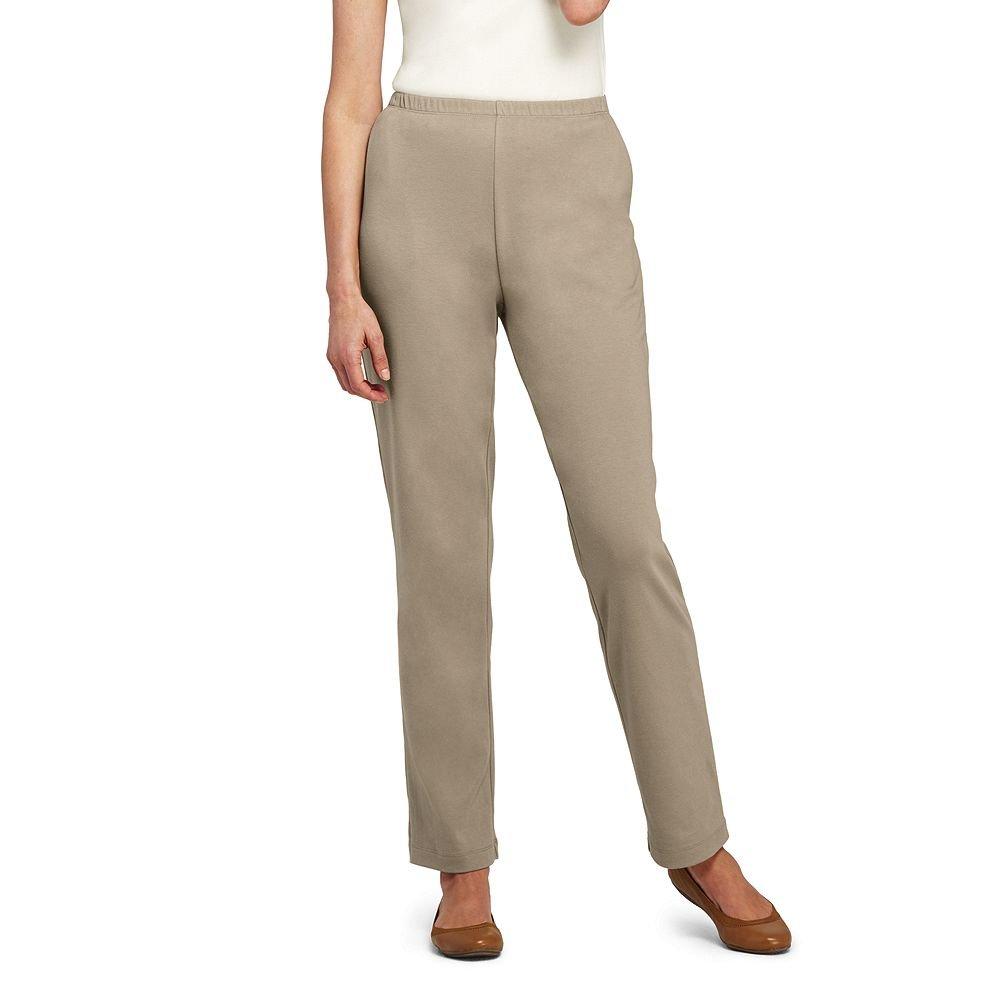 Lands' End Women's Petite Fit 3 Sport Knit Pants LandsEnd 94027