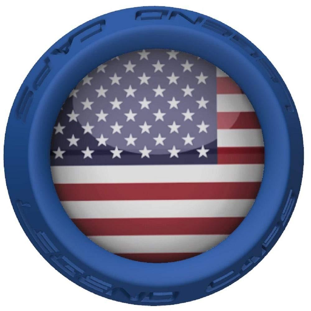 Legend Caps USA Lacrosse End Caps