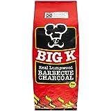 Big K Real Lumpwood Barbecue Charcoal 5kg
