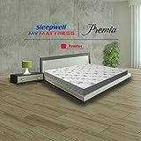 Sleepwell Premia Firmtec Mattress for ultimate comfort sleep (75'x72'x6') King size by Tajfurn