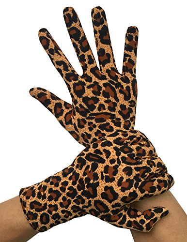 (Seeksmile Adult Lycra Spandex Gloves (Free Size,)