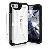 urban armor gear iphone 4 - UAG iPhone 8 / iPhone 7 / iPhone 6s [4.7-inch screen] Trooper Feather-Light Rugged Card Case [WHITE] Military Drop Tested iPhone Case