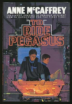 book cover of To Ride Pegasus
