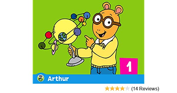 Amazon com: Watch Arthur Season 1 | Prime Video