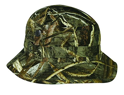 Realtree Camouflage Boonie Hat with Adjustable Chin Strap