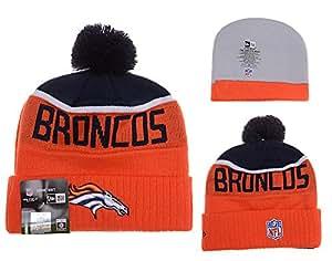 Knit Cap,NFL Denver Broncos Knit Hat