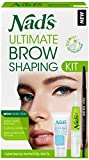 NAD'S NEW Ultimate Brow Shaping Kit