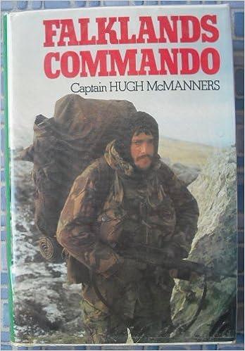 Book Falklands Commando