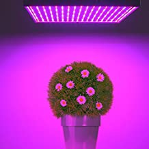 Lvjing® High Power 20 Watt 289 LED Grow Light Panel Blue + Red for Indoor Garden Hydroponic Greenhouse Flower Vegetable Plant