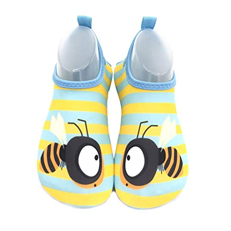 Lamdoo 1 par de niños de Dibujos Animados Zapatos de ...
