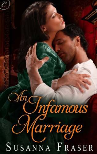book cover of An Infamous Marriage