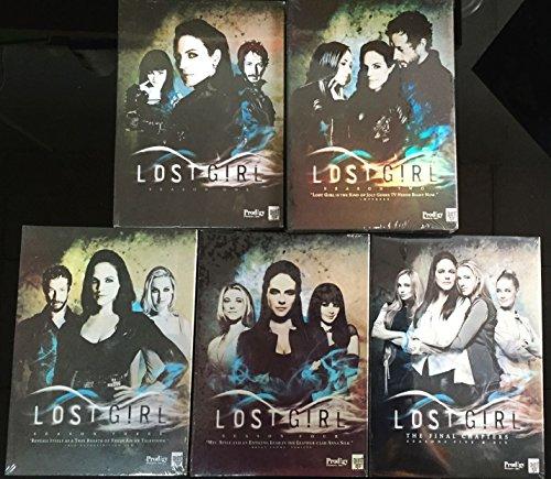 Lost Girl: Seasons Complete Series 1-6