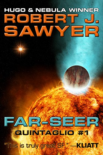 Far-Seer (The Quintaglio Ascension Book 1) cover