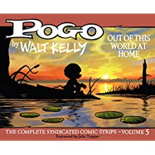 "Pogo: The Complete Syndicated Comic Strips Vol.5: ""Out O"