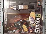 "GI Joe Year 2005 Sigma 6 Series 8 Inch Tall Action Figure Set : SPIRIT IRON-KNIFE with Compound Bow, 1 Liquid Nitrogen Arrow, 1 Electromagnetic Arrow, 1 Incendiary Arrow, 2 Combat Arrows, Knife, Quiver, 2 Tomahawks and Pet Falcon ""Billy"""