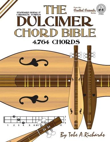 The Dulcimer Chord Bible: Standard Modal & Chromatic Tunings (Fretted Friends Series) - Appalachian Dulcimer Tuning
