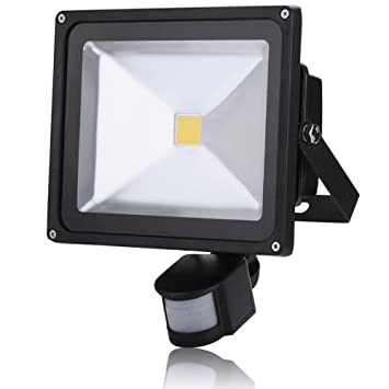 1x 30w warm white pir motion outdoor sensor security led 1x 30w warm white pir motion outdoor sensor security led floodlight security spot lights ip65 led mozeypictures Choice Image
