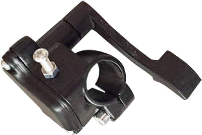22 mm praktisch szlsl88 Daumen-Gashebel Aluminium-Griff universell einsetzbar Sport langlebiges ATV-Zubeh/ör Installation Motorrad Gaszug