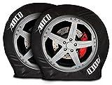 RV Trailer ADCO 1Pr 43-45 Rim Tyre Guards Tire Cover