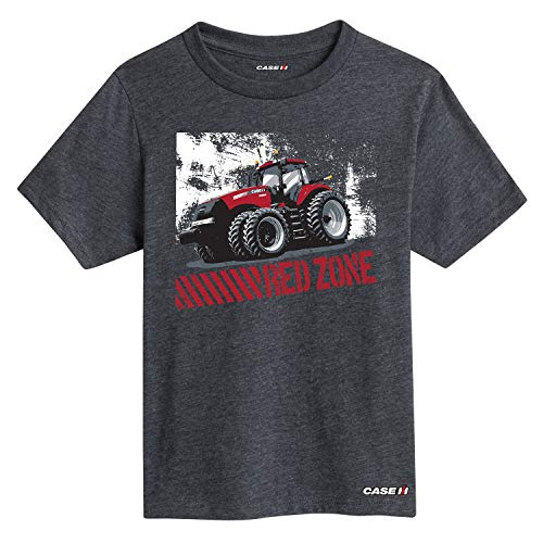 Red Zone Magnum - CASE IH Youth Short Sleeve Tee