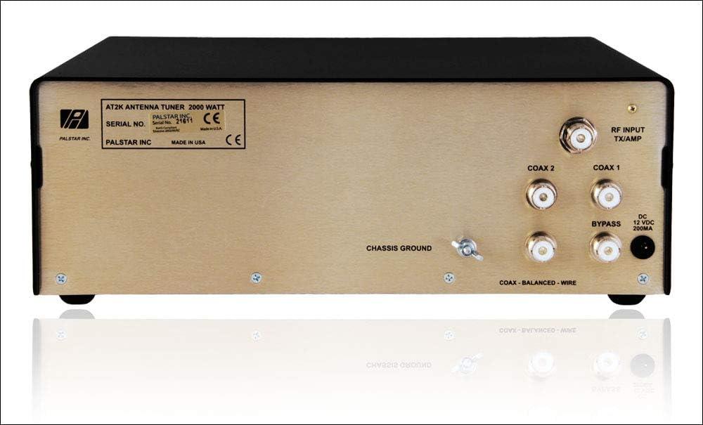 palstar at2 K 2000 W sintonizador de antena para aficionados de Radio