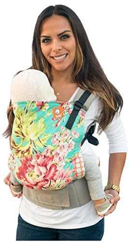 Tula Ergonomic Carrier - Bliss Bouquet - Baby