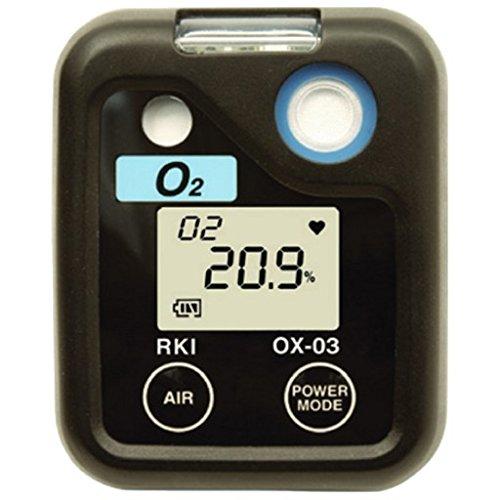 RKI Instruments 03 Series O2 Single Gas Monitor 72-0010