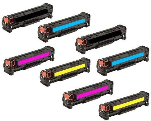 calitoner-compatible-toner-cartridge-replacement-for-hp-131a-blackcyanmagentayellow-8-pack-2