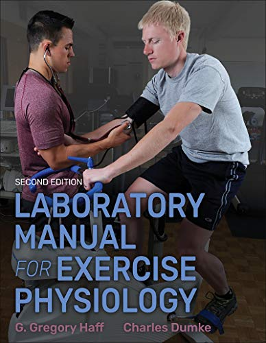 Laboratory Manual for Exercise - Exercise Manual