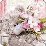 Thank You Me to You Bear Luxury Cards and Envelopes