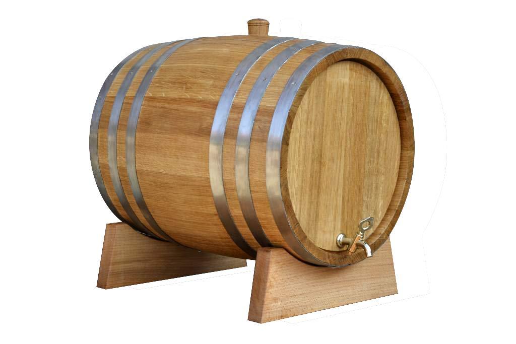 Oak Barrel Wooden Barrel Multiple Sizes (1L) Libbey