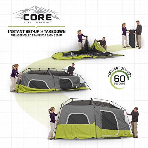 9 Person Tent